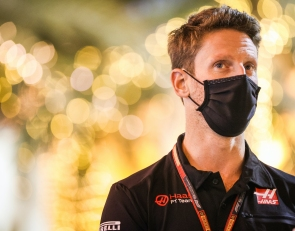 Tras terrible accidente, Grosjean ya compartió fotos comiendo con amigos